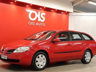 käytetty Nissan Primera Primera 1.6 Visia TRAVELLER + ERITYISEN HYVIN PIDETTY TOSI SIISTI JA TILAVAKOHTUU KILOMETREIN + KOUKKU +...