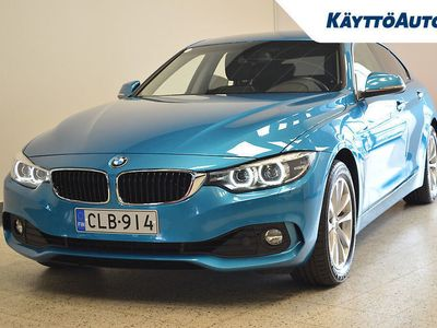 käytetty BMW 420 Gran Coupé 420I A XDRIVE BUSINESS EXCLUSIVE ED2017