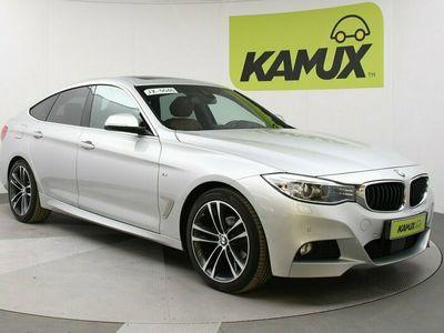 käytetty BMW 320 Gran Turismo Gran Turismo F34 320d A xDrive M Sport // Webasto kello + kauko / HUD / Adapt.cruise / Sporttinahat