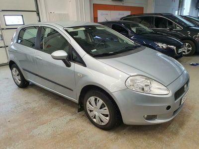 käytetty Fiat Grande Punto 1,4 8V Premium 5D *Ilmastointi*