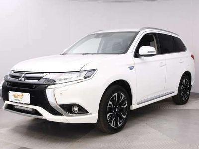 käytetty Mitsubishi Outlander 2,0 PHEV Intense 4WD 5P / LED