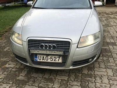 käytetty Audi A6 Quattro
