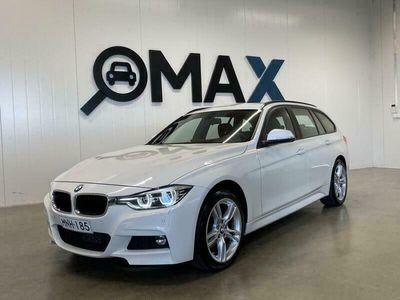 käytetty BMW 320 320 F31 Touring d A xDrive Business Exclusive *M-Sport Look* Sporttipenkit / Webasto / LED-valot / Sähköluukku /