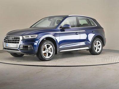 käytetty Audi Q5 Business Sport 2,0 TDI 140 Q S tronic- Webasto, Vetokoukku, Kommunikaatio paketti-