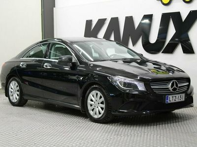 käytetty Mercedes CLA180 BE Premium Business