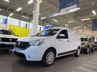käytetty Dacia Dokker Van dCi 90 S&S Navi Edition 3,3m3