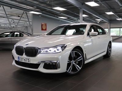 used BMW 740