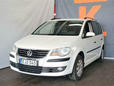 käytetty VW Touran Conceptline 1,6 75 kW (102 hv)