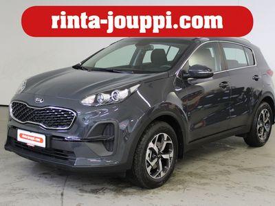 käytetty Kia Sportage 1,6 T-GDI Urban Black DCT - Tähän autoon rahoituskorko 1% ja Winter Pack vain 290€