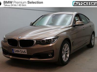 käytetty BMW 320 Gran Turismo 3-sarja 3-sarja F34 Gran Turismo i A xDrive Business Exclusive - Korko 1,9% + kulut