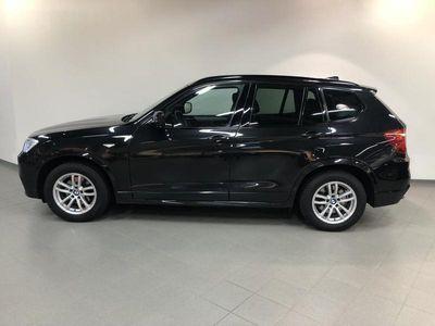 käytetty BMW X3 xDrive20d Twin-Power Turbo AUT F25 *M-SPORT*2 x RENKAAT*HIENO!!