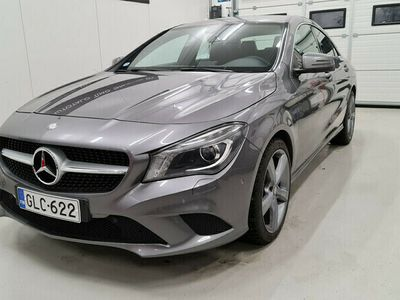 käytetty Mercedes 220 CLA-sarjaCDI BE A