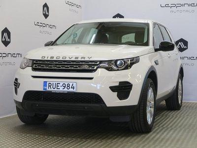 käytetty Land Rover Discovery Sport 2,0 TD4 180 Bsn Design HSE Luxury A / Navi / Neliveto / Vaihto / Rahoitus