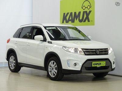 käytetty Suzuki Vitara 1,6 VVT 4WD AllGrip //NELIVETO / ALV / PERUUTUSKAMERA//