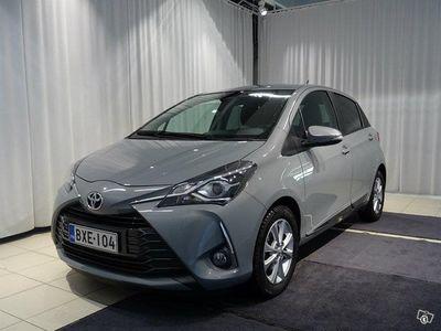 käytetty Toyota Yaris 1,5 Dual VVT-i Y20 Edition 5ov MultidrS