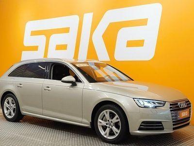 käytetty Audi A4 Avant Business Sport 2,0 TDI 140 kW quattro S tronic ### NORMAL FRIDAY -hinta! ### ** Huippuvarustee