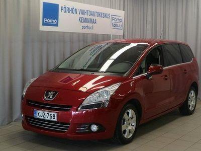 käytetty Peugeot 5008 Active e-HDI 112 FAP 2Tronic 7p KÄSIRAHA ALK. O EUR. TOIMITUS KOTIIN VELOITUKSETTA