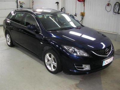 käytetty Mazda 6 Sport Wagon 2,0TD Elegance Business 6MT 5o -09