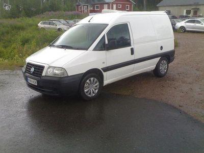 gebraucht Fiat Scudo Jtd van, käsiraha 290, hinta sis. Alv