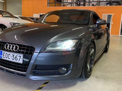 käytetty Audi TT TTCoupé (AD) 2ov 3180cm3 A ** Xenon / Bose PSS / Nahat **