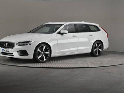 käytetty Volvo V90 D5 AWD Business R-Design A- On Call, Navi, Vetokoukku-