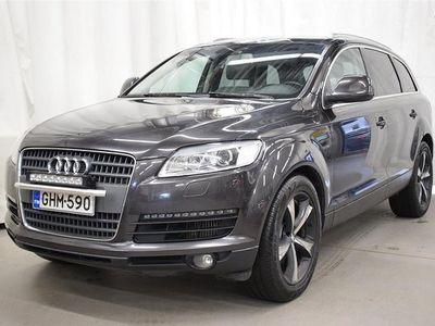 käytetty Audi Q7 4,2 V8 TDI DPF 240 kW quattro tiptronic-autom. 7-ist.