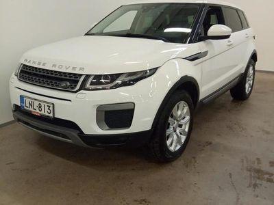 käytetty Land Rover Range Rover evoque Plus 2,0 TD4 150 Aut SE - Xenon, Nahkasisusta, Webasto, Vetokoukku, Navigointi. Käsiraha rahoituksel