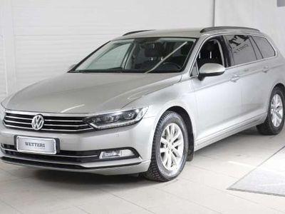 käytetty VW Passat Variant GTE Plug-In Hybrid 160 kW (218 hv) DSG ** Digimittaristo / Adapt. vakkari / ErgoComfort / LED ...