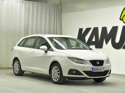 käytetty Seat Ibiza ST 1,6 TDI DPF CR Style Ilmastointi, manuaalinen / Vakionopeussäädin / Äänentoistojärjestelmä / osamatkamittari / Moottorin lämmitin