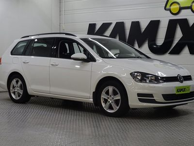 käytetty VW Golf Variant Comfortline 1,6 TDI 85 kW (115 hv) DSG-automaatti / Tulossa myyntiin