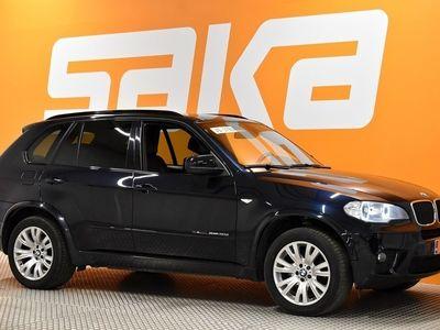 käytetty BMW X5 xDrive30d TwinPower Turbo A E70 SAV M-SPORT ** Prof.Navi / Hifi / Comfort-istuimet / Koukku / Pysäkö