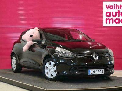 käytetty Renault Clio 1,2 16v 75 Authentique *1. Omistaja* *Vakkari* *Bluetooth* *Käsiraha 0e*