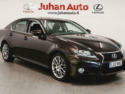 käytetty Lexus GS450H Hybrid A Executive * Hyvin pidetti Suomiauto, Adap.vakkari, BSM, ilmastoidut penkit, Mark Levin