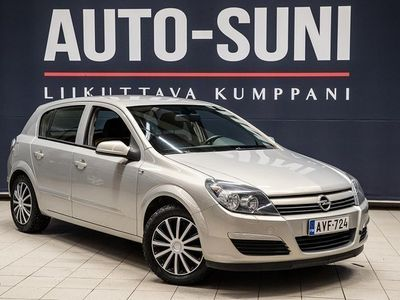 käytetty Opel Astra 6 Twinport Enjoy 5d Business Line