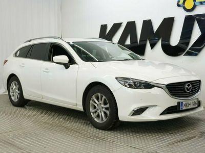 käytetty Mazda 6 Sport Wagon 2,0 (165) SKYACTIV-G Premium Plus 6AT 5ov ZB2