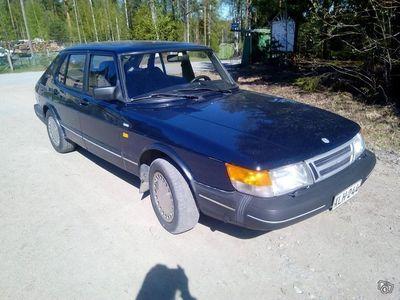 used Saab 900 5d Kombi vm. 1988 (juuri katsastettu)