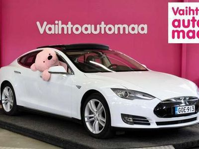 käytetty Tesla Model S 90D CPO