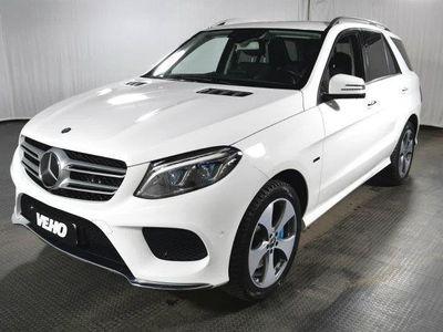 käytetty Mercedes GLE500 e 4Matic AMG **Huippuvarusteet**