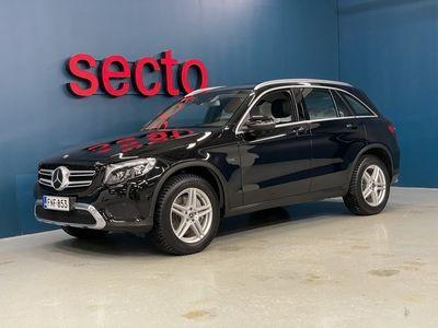 käytetty Mercedes GLC350 e 4Matic A Premium Business, Adaptiivinen Vakionopeussäädin, Sähkösäätöinen Ohjauspyörä