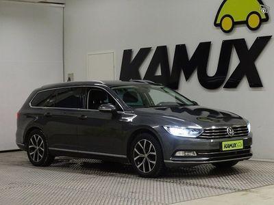 käytetty VW Passat Variant Highline 2,0 TDI 140 kW BlueMotion // Merkkihuoltokirja / Adap. Vakkari / Mirror Link //