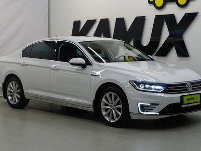 käytetty VW Passat GTE 1.4 TSI DSG Sequential, 218hp, 2017