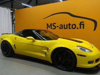 käytetty Chevrolet Corvette #LOMA WIDEBODYKIT #REMMIAHDETTU #620HV