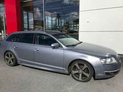 käytetty Audi A6 Avant 2,0 TDI (DPF) 103 kW multitronic-aut.