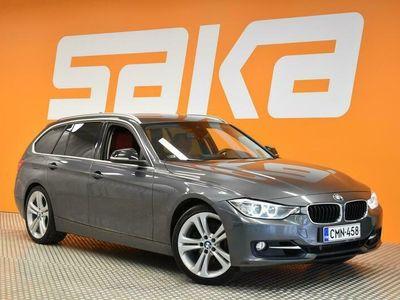 käytetty BMW 330 TwinPower Turbo A xDrive F31 Touring Sport Line ** Hud / Prof. navi / Muistipenkki / Nahat **