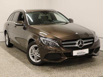 käytetty Mercedes C250 BlueTec T A Premium Business / Webasto / ILS / LED / Navigointi / Distronic plus / Kamera / Kaistavahti / HUD / Santander rahoitustarjous vuoden loppuun 0, 89%+kulut