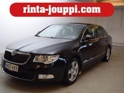 käytetty Skoda Superb 1,9 TDI DPF GreenLine - Tähän autoon 200€ arvoinen Nesteen polttoainelahjakortti kaupan päälle!*