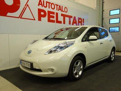 käytetty Nissan Leaf sähköauto automaatti