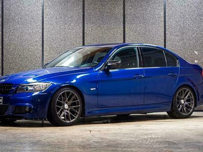 käytetty BMW 325 325 i M-sport // Huippu siisti! // Kahdet renkaat aluilla // Xenon valot // Vakionopeudensäädin // Proffa navi //