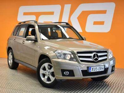 käytetty Mercedes GLK220 CDI BE 4Matic A Business ** Lohkolämmitin / Xenon / Juuri tullut, kysy lisää 020 703 2618 **