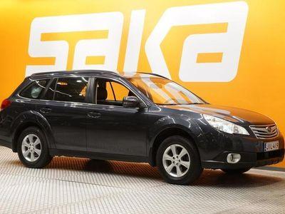 käytetty Subaru Outback 2,5i UA CVT ** Suomiauto / Nahkasisusta **